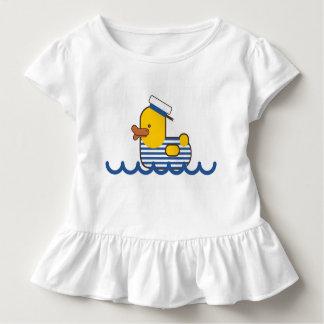 Sailor duck toddler t-shirt