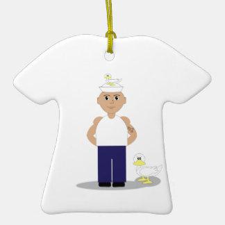 Sailor & Ducks Ceramic T-Shirt Decoration