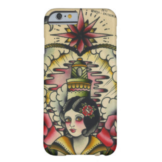 sailor girl barely there iPhone 6 case