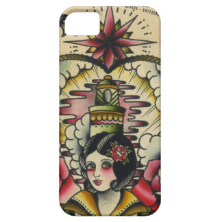 sailor girl iPhone 5 case