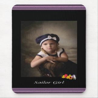 Sailor Girl - Lily Mousepad