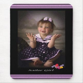 Sailor Girl - Molly Mousepad