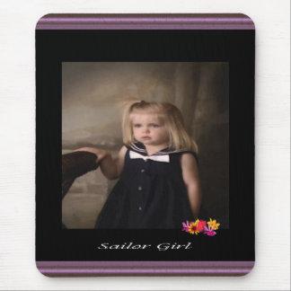 Sailor Girl - Rosy Mousepad