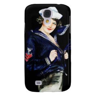 Sailor Girl Samsung Galaxy S4 Cover
