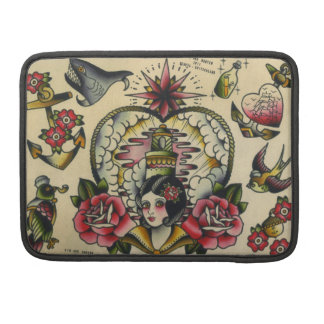 sailor girl sleeve for MacBooks