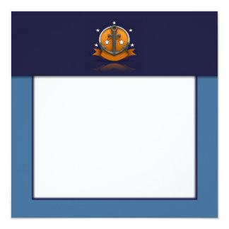 Sailor Invitation