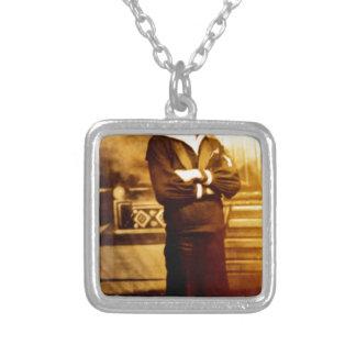 Sailor Joe Silver Plated Necklace