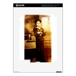 Sailor Joe Skins For iPad 3