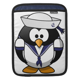 Sailor Penguin Sleeve For iPads
