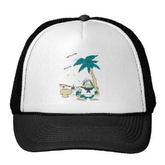 Sailor Penguin T-shirts and Gifts Hats