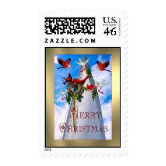Sailor s Christmas Stamps