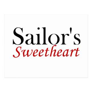 Sailor s Sweetheart Post Card