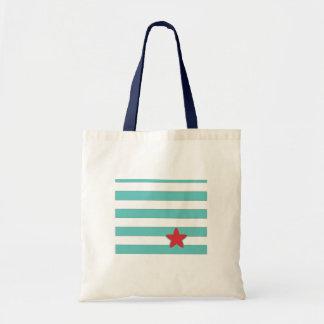 Sailor Star Style Stripes Bags