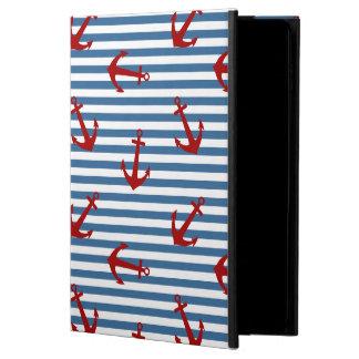 Sailor Stripes Pattern Art Powis iPad Air 2 Case