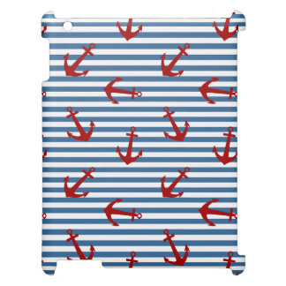 Sailor Stripes Pattern Art Case For The iPad