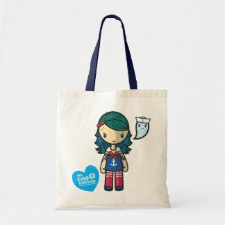 Sailor Sue Canvas Bag