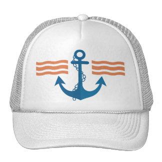 Sailor Trucker Hat