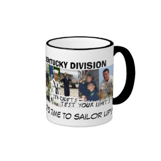 Sailor Up! Ringer Coffee Mug