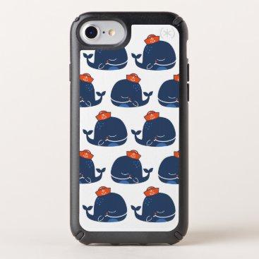 Sailor Whale Speck Presidio iPhone 8/7/6s/6 Case