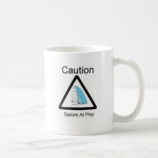 Sailors At Play Coffee Mug