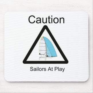 Sailors At Play Mouse Pad