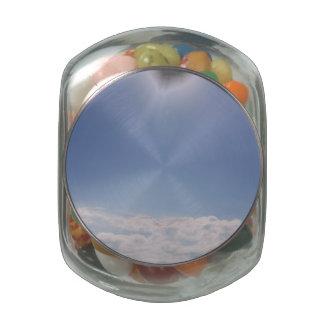 Sailors Bliss Glass Jar