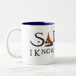 Sailors Boat Mugs