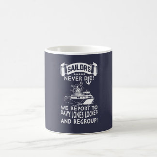 Sailors Coffee Mug