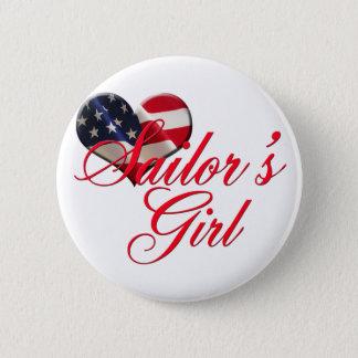 Sailor's Girl Button