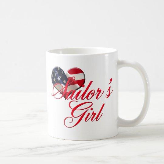 Sailor's Girl Coffee Mug