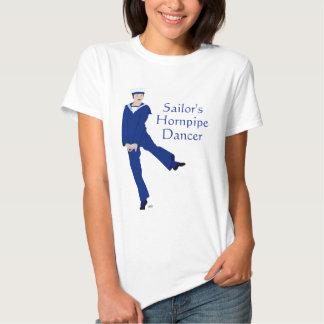 Sailors Hornpipe Dancer T-shirt
