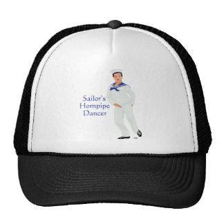 Sailors Hornpipe Highland Dancer Trucker Hat