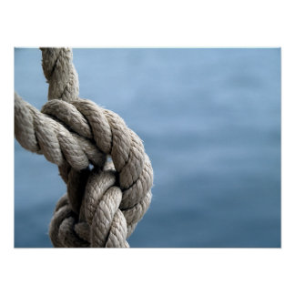 Sailor'S Knot Poster