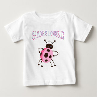 sailor's lovebug baby T-Shirt