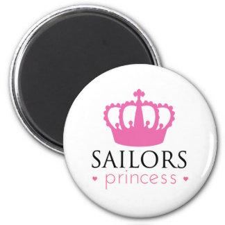 Sailors Princess Magnet