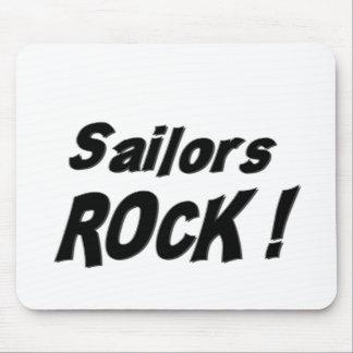 Sailors Rock! Mousepad