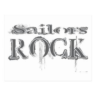 Sailors Rock Postcard