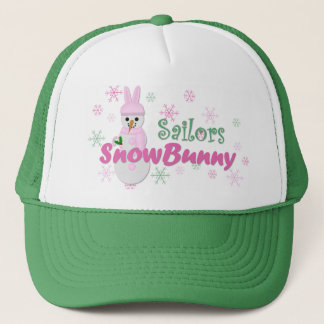 Sailors SnowBunny Trucker Hat
