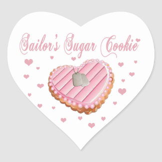 Sailor's Sugar Cookie Stickers