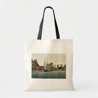 Sailor's training station, Potsdam, Berlin, German Budget Tote Bag