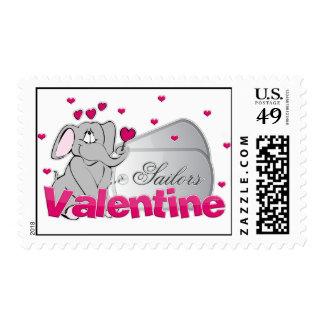 Sailors Valentine Postage