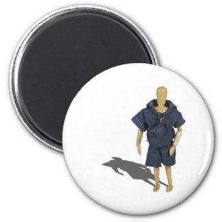SailorShirt081212.png 2 Inch Round Magnet