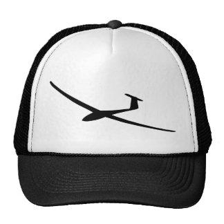 sailplane del planeador gorros bordados