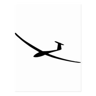 sailplane del planeador postales