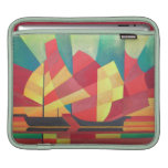 Sails and Ocean Skies Sleeves For iPads