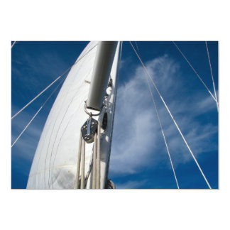 Sails and Rigging Card