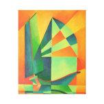 Sails at Sunrise Stretched Canvas Prints