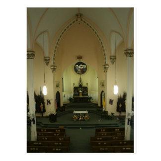 Saint Agatha Postcard