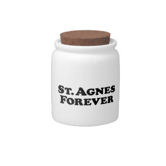 Saint Agnes Forever - Basic Candy Dishes
