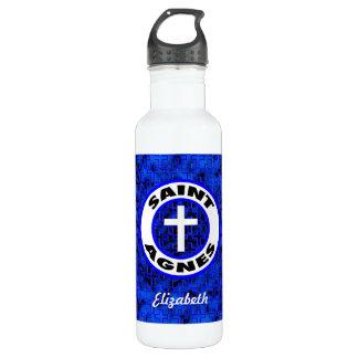 Saint Agnes 24oz Water Bottle